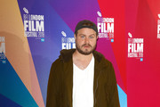 """Director Brady Corbet attends the UK Premiere of """"Vox Lux"""" at the 62nd BFI London Film Festival on October 15, 2018 in London, England."""