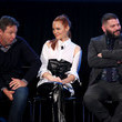 Guillermo Diaz Darby Stanchfield Photos