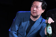 Ken Jeong speaks onstage at Vulture Festival Presented By AT&T at The Roosevelt Hotel on November 10, 2019 in Hollywood, California.