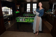 Lizzy Caplan in the Heineken Green Room at Vulture Festival Presented By AT&T at The Roosevelt Hotel on November 10, 2019 in Hollywood, California.