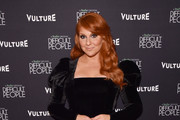 """Actress Julie Klausner attends Vulture + Hulu's screening of """"Difficult People"""" on August 7, 2017 in New York City."""
