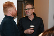 Jesse Tyler Ferguson and David France attend The Vulture Spot presented by Amazon Fire TV 2020 at The Vulture Spot on January 26, 2020 in Park City, Utah.