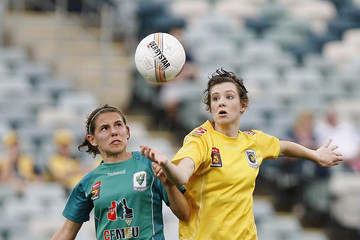Ashleigh Connor W-League Rd 5 - Mariners v Canberra
