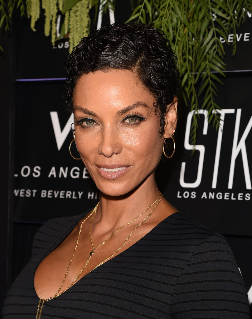 Nicole Murphy W Los Angeles West Beverly Hills And Stk Reveal Event