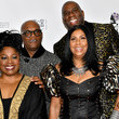 Magic Johnson and Earlitha Kelly Photos