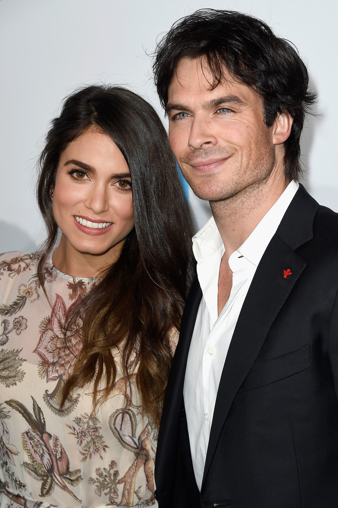Nikki Reed and Ian Somerhalder Welcome Their Baby Girl