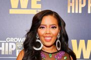 Angela Simmons attends as WEtv celebrates the premieres of Growing Up Hip Hop New York and Untold Stories of Hip Hop on August 19, 2019 in New York City.