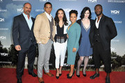 Jessica De Gouw and Jurnee Smollett-Bell Photos Photo