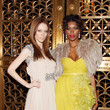 Jessica White and Coco Rocha Photos