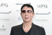 Marc Almond arrives at the WINQ Men Of The Year 2017 at Rosewood Hotel on December 6, 2017 in London, England.
