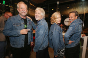 (L-R) John Plunkett, Louis Rossetto, Jane Metcalfe, and Ian Stewart attend WIRED25 Summit: WIRED Celebrates 25th Anniversary With Tech Icons Of The Past & Future on October 15, 2018 in San Francisco, California.