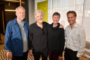 John Plunkett, Louis Rossetto, Barbara Kuhr, and Ian Stewart attend WIRED25 Work: Inside San Francisco's Most Innovative Workplaces on October 12, 2018 in San Francisco, California.