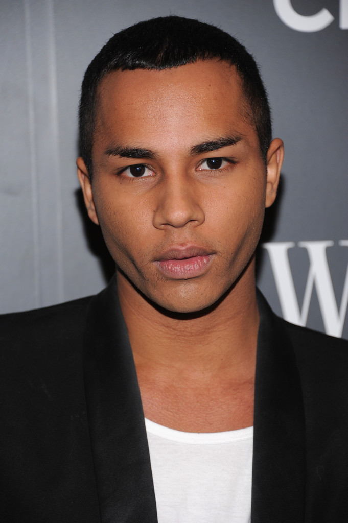 olivier rousteing how tall