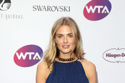 Donna Air attends the 12th annual WTA Pre-Wimbledon Party at The Roof Gardens, Kensington on June 29, 2017 in London, United Kingdom.