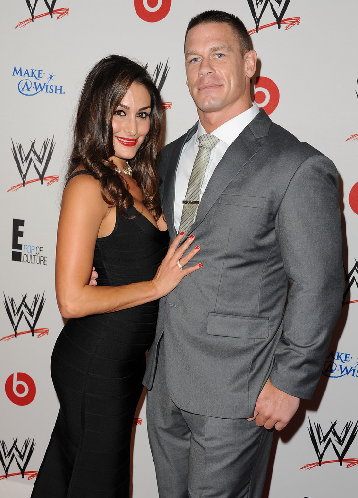 Nikki Bella Photos Photos - Arrivals at WWE's 'Superstars ...