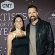 Walker Hayes 2021 CMT Artist Of The Year - Arrivals