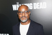 Seth Gilliam attends The Walking Dead Premiere and After Party on September 27, 2018 in Los Angeles, California.