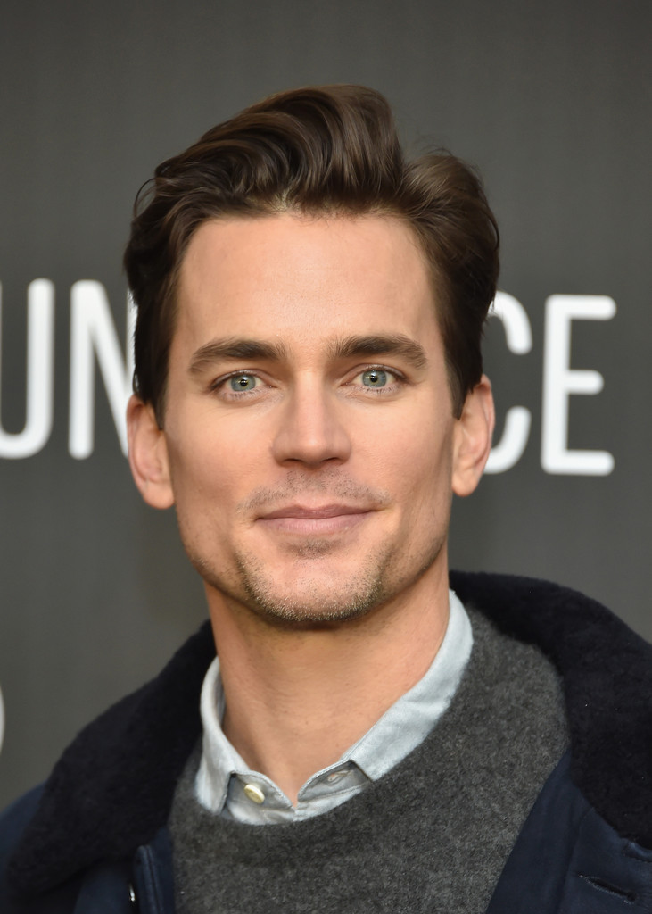 Matt Bomer in 'Walking Out' Premiere - 2017 Sundance Film ...