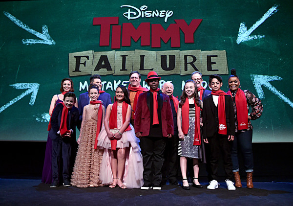 """Premiere of Disney's """"Timmy Failure: Mistakes Were Made"""""""
