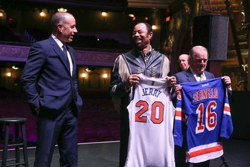 Walt Frazier Madison Square Garden Company Special Announcement