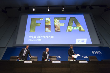 Walter De Gregorio FIFA Post Congress Week Press Conference