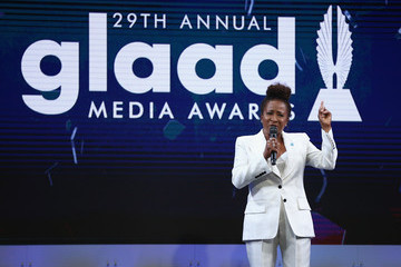 Wanda Sykes Ketel One Family-Made Vodka, a longstanding ally of the LGBTQ community, stands as a proud partner of GLAAD for the 29th Annual GLAAD Media Awards Los Angeles