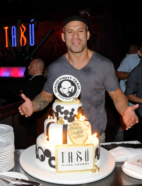 Mens 35th Birthday Ideas Lovely Cake For Men Source Wanderlei Silva Photos Party At