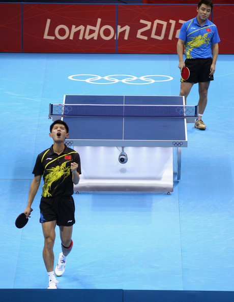 Olympics Day 6 - Table Tennis