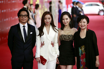 Wang Luodan 18th Shanghai International Film Festival - Opening Ceremony & Red Carpet