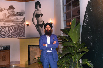 Waris Ahluwalia Night 3 At Prada Mode Miami
