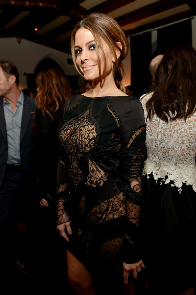 Maria menounos is ready to party the best after party - Maria gallay ...
