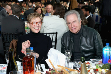 Warren Beatty FIJI Water at the 32nd Annual Film Independent Spirit Awards