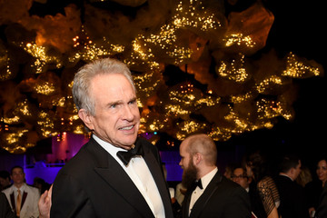 Warren Beatty 89th Annual Academy Awards - Governors Ball