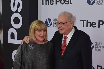 Warren Buffett 'The Post' Washington, DC Premiere