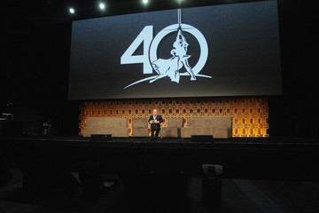 Warwick Davis 40 Years of 'Star Wars' Panel at the 2017 Star Wars Celebration
