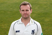 William Porterfield of Warwickshire CCC poses for a portrait during the photocall held at Edgbaston on April 4, 2016 in Birmingham, England.