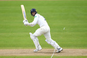 Chris Wright of Warwickshire bats during day two of Specsavers County Championship Division Two between Warwickshire and Derbyshire at Edgbaston on May 4, 2018 in Birmingham, England.