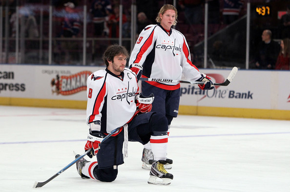 NHL Trade Deadline: Caps Looking For Winger To Join Ovechkin & Backstrom