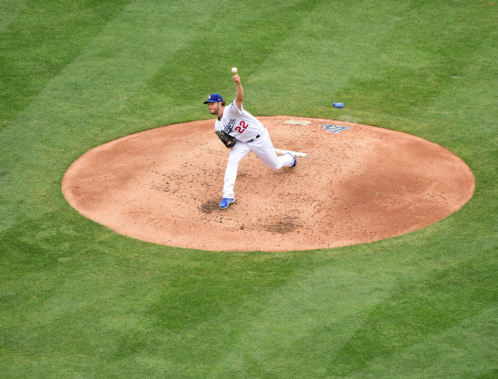 Clayton Kershaw Photos Photos Washington Nationals V Los