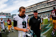 Chip Kelly and Nick Foles Photos Photo