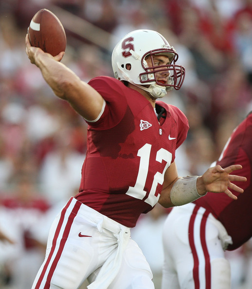 Andrew Luck of Stanford
