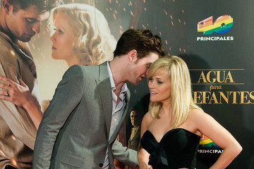 Reese Witherspoon Robert Pattinson 'Water for Elephants' Premiere in Barcelona