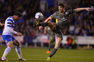 Wayne Bridge Reading v Leicester City