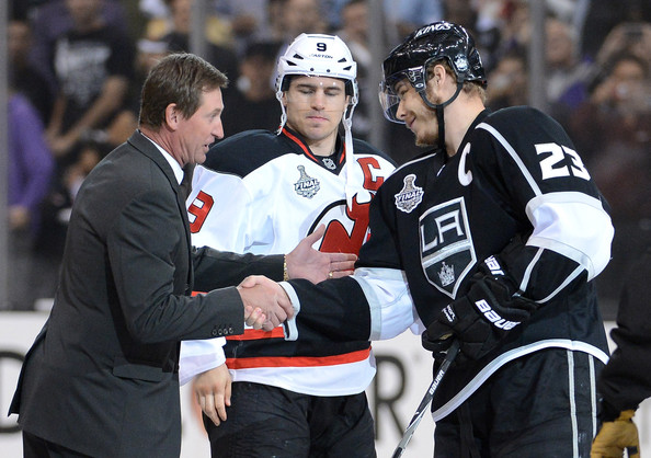 Wayne Gretzky Photos Photos 2012 Nhl Stanley Cup Final Game