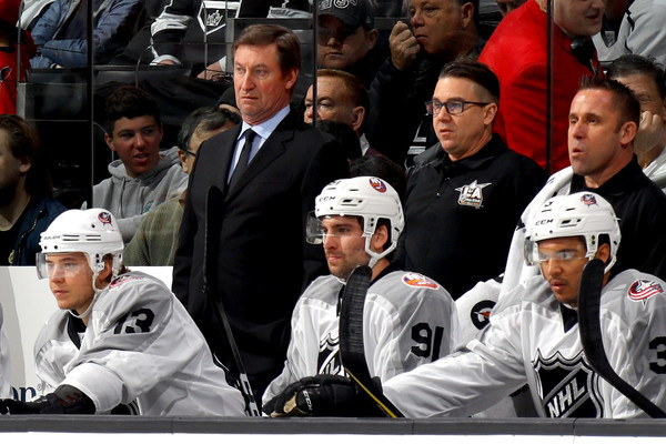 Wayne Gretzky Photos Photos 2017 Honda Nhl All Star Game Zimbio