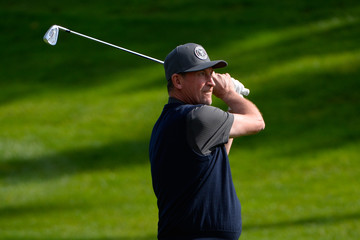 Wayne Gretzky AT&T Pebble Beach National Pro-Am - Round One