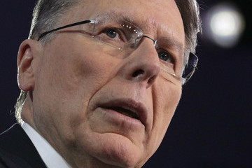 Wayne LaPierre Leading Conservatives Gather For Annual CPAC Event In National Harbor, Maryland