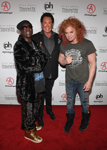 Criss Angel Grand Opening At Planet Hollywood Resort & Casino