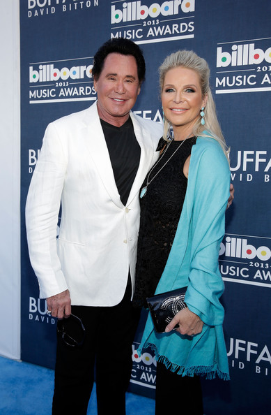 Arrivals at the Billboard Music Awards — Part 2 [buffalo david bitton,wayne newton,kathleen mccrone,the billboard awards red carpet,red carpet,2013 billboard music awards,premiere,carpet,event,suit,flooring,style,nevada,las vegas,mgm grand garden arena]