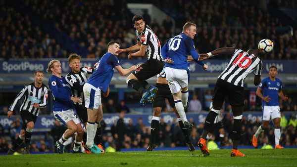 Everton Vs. Newcastle United - Premier League